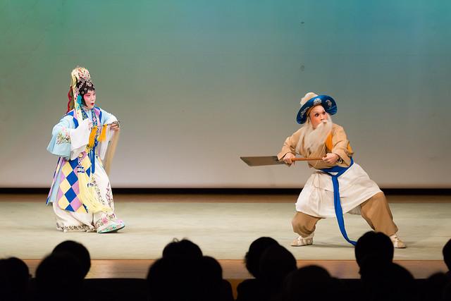 京劇京都公演