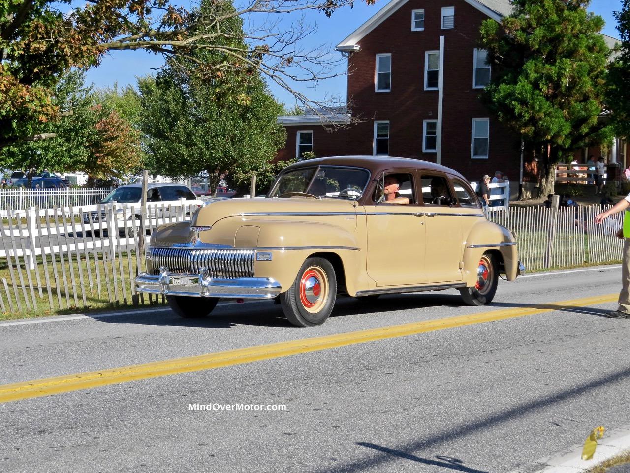 1942 DeSoto Sedan