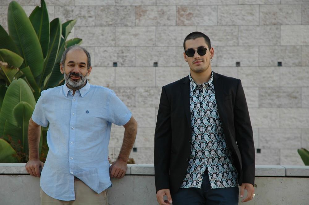 João Paulo Esteves da Silva +Ricardo ToscanoCREDITOCCBMARISALOURENCO