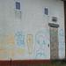 Graffiti at Bolton College