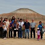 1ª visita guiada a las lagunas de La Guardia (Toledo) 1-10-2017