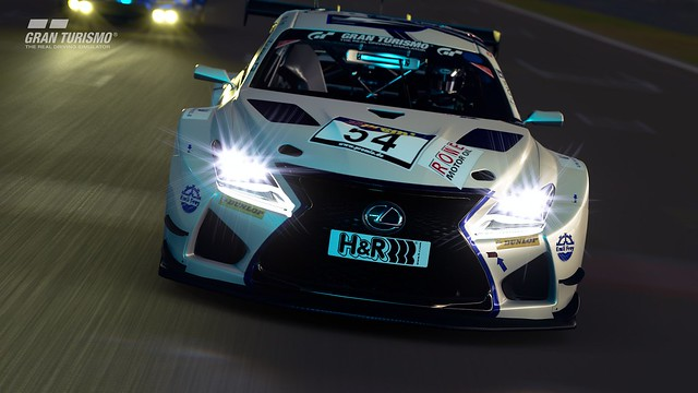 Gran Turismo Sport - Lexus Prototype