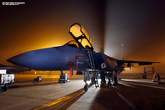 """Dropship"" 97-0218 F-15E Strike Eagle"