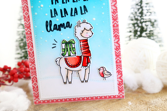 Fa la llama (neat and tangled release week)