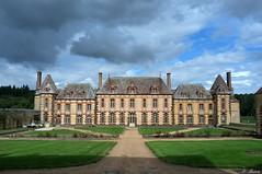 Château de la Rivière à Pontgouin
