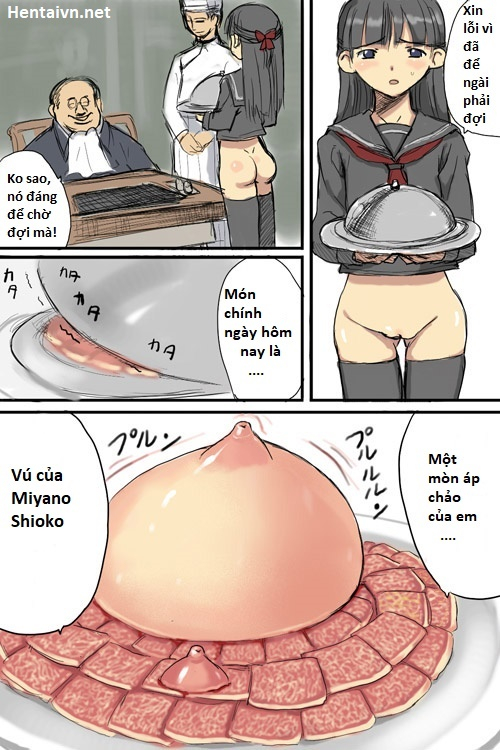 HentaiVN.net - Ảnh 2 - Another Breast Torture - Oneshot