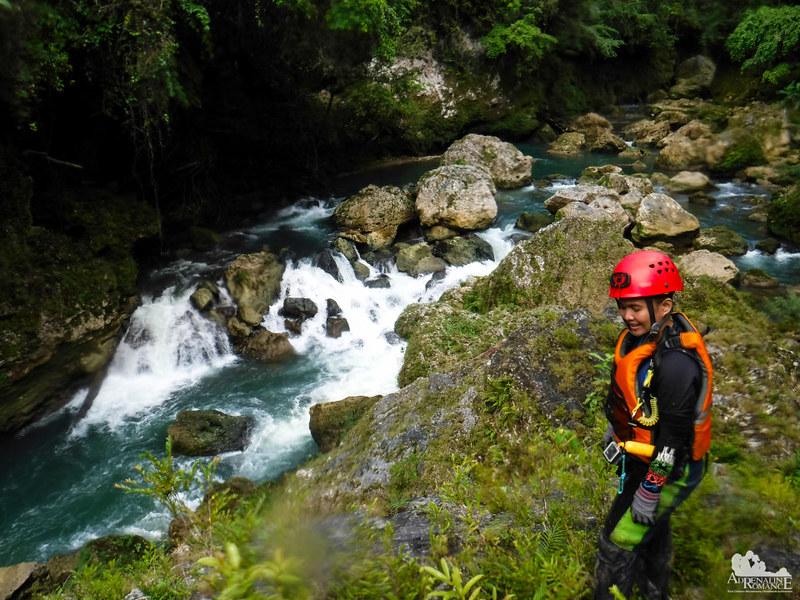 Blanca Aurora River