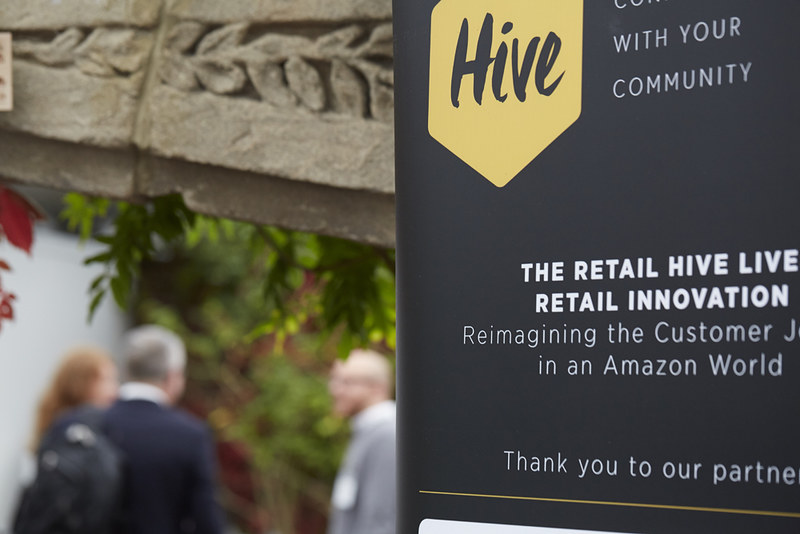 Retail Hive Live: Innovation Oct 17
