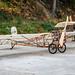 White Sports Monoplane