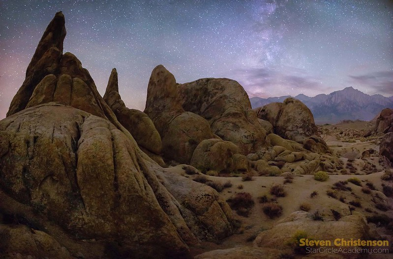One Reason To Consider the Alabama Hills Workshop... The awesome landscapes