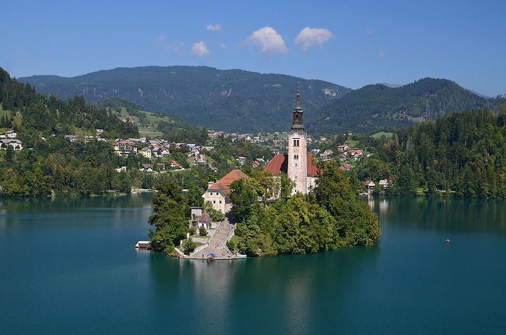 67_Slovenia_Lake Bled