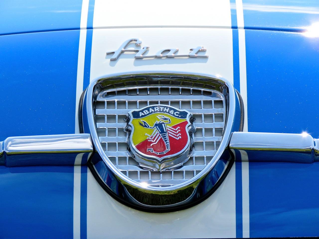 Fiat Abarth 750 GT Zagato 7