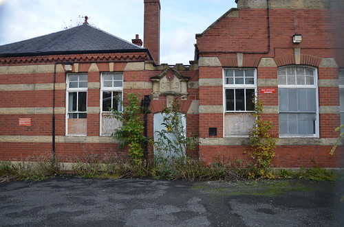 Dunston Hill School derelict Oct 17 (2)
