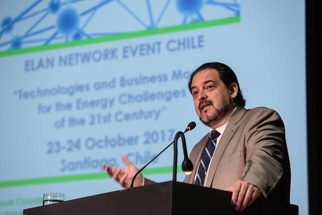 """ELAN Network Chile 2017 """"Tecnologías y modelos de negocio para enfrentar los desafíos energéticos del siglo XXI"""""""