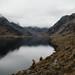 Loch Courisk by Richard Stewart James Gaston