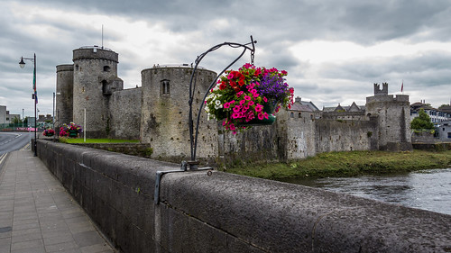 marcial bernabeu bernabéu irlanda ireland irlandes irish castle castillo rey juan king john limerick rio río shannon river