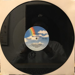 MUSICAL YOUTH:PASS THE DUTCHIE(RECORD SIDE-B)