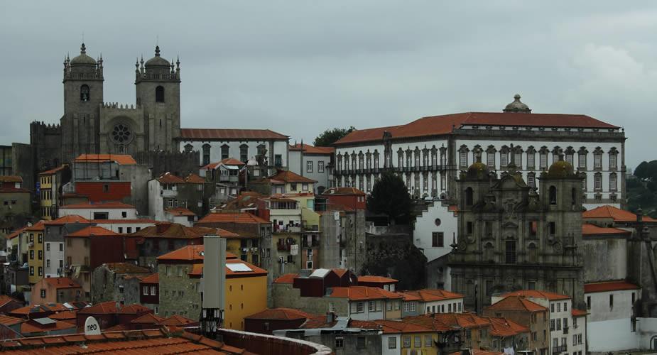 Uitzichtpunten in Porto: Miradouro da Vitoria | Mooistestedentrips.nl