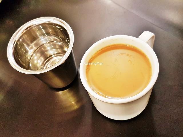 Masala Chai & Water