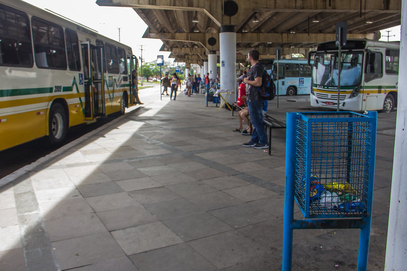 Terminal de ônibus Antônio de Carvalho