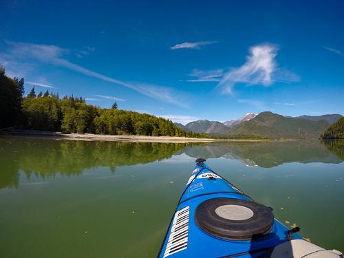 Baker Lake Paddling-23