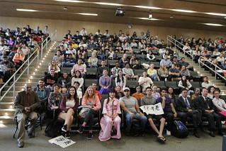 September 21 '17 Xiamen University Arts Troupe Performs at SDSU