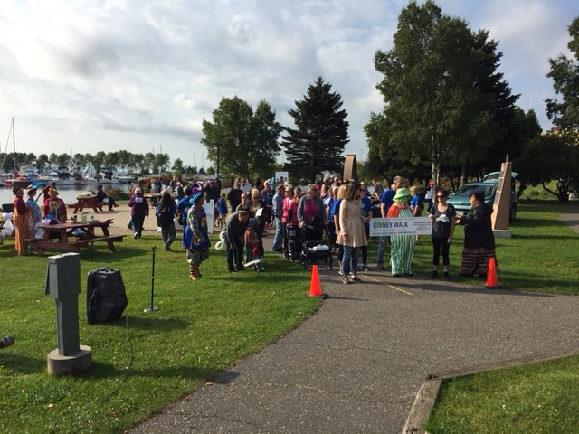 2017 Thunder Bay Kidney Walk