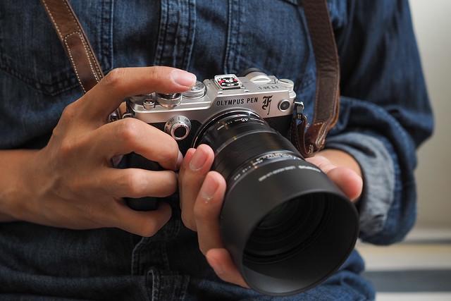 Olympus 45mm f/1.2 PRO|人像鏡運動會
