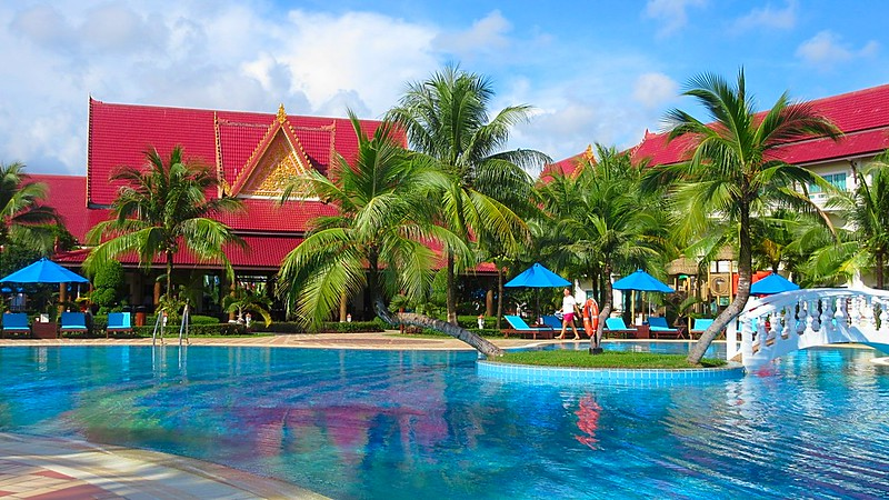 Sokha Beach Resort Sihanoukville