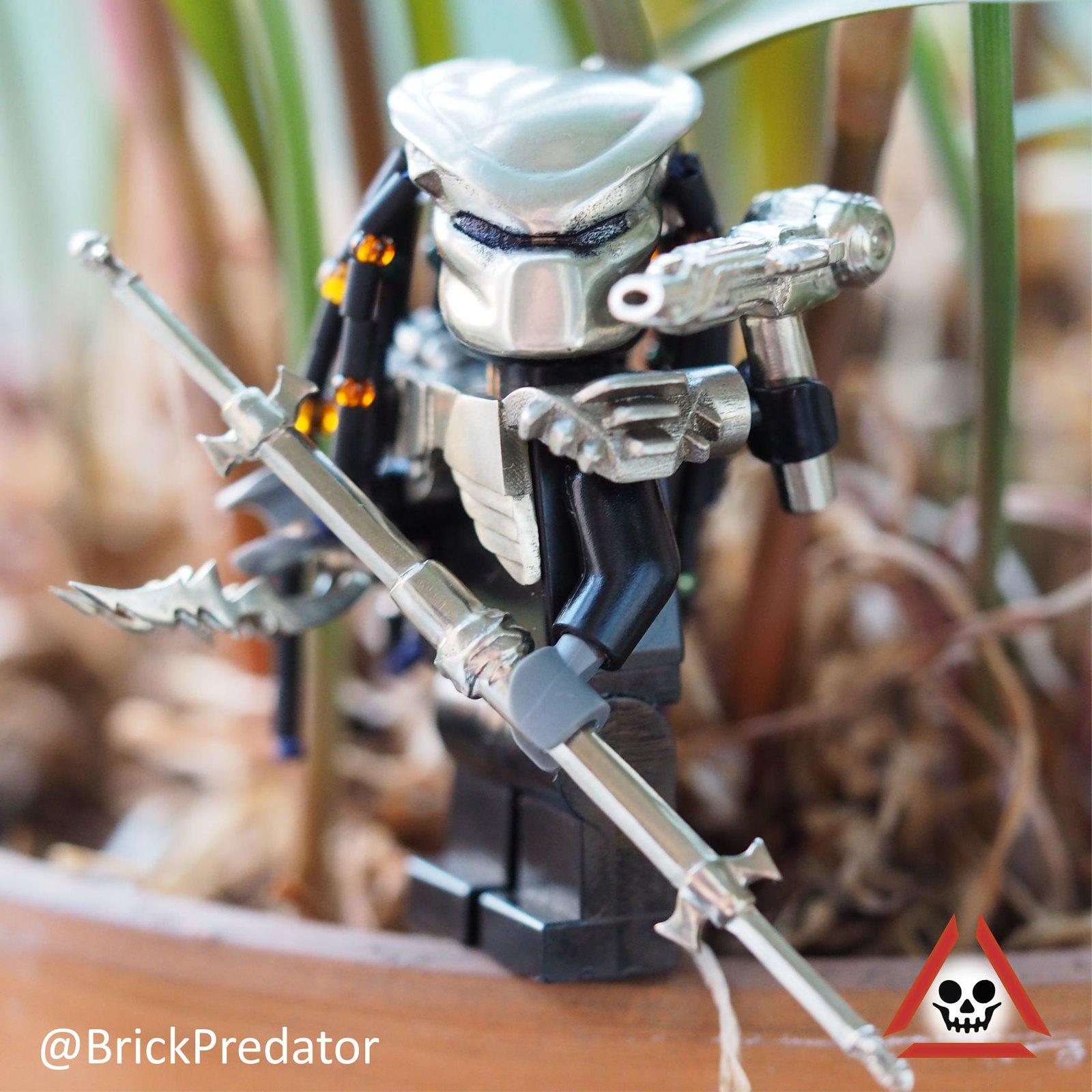 JH Predator Lego