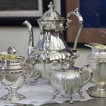 Yellow Springs Library Association Tea: Crafts & Books 1650-1850