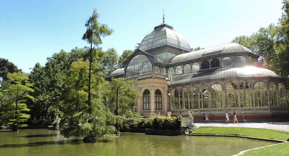 Parque del Buen Retiro | Mooistestedentrips.nl
