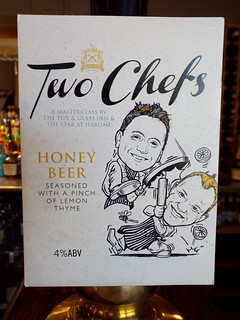 Yorkshire Brewery, Two Chefs Honey Beer, England