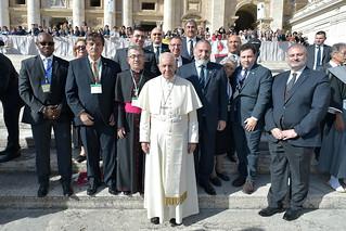 Papa FRANCISCO Vaticano 2017