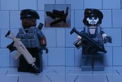Rainbow Six Siege BOPE Opperators