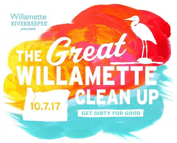Willamette River Clean up