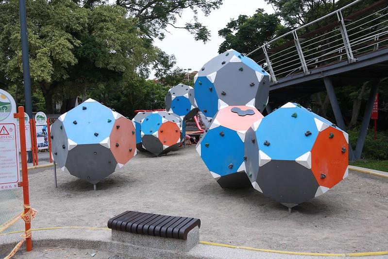 立體攀岩球