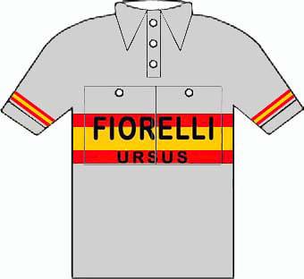 Fiorelli Ursus - Giro d'Italia 1953