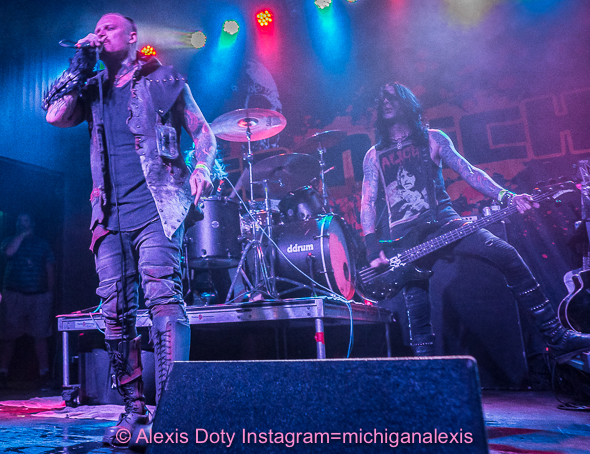 Lords of Acid and Combichrist at St Andrew's Hall
