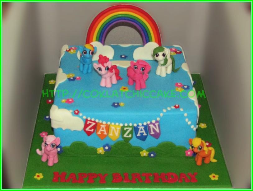 Cake Mlp ZANZAN