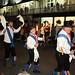Torchlight Procession @ Sidmouth Folk Week (2017) 03 - Great Western Morris