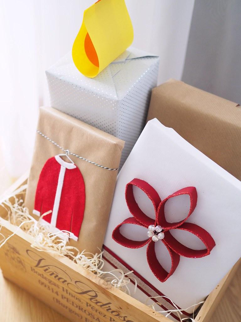 joululahjojen-paketointi