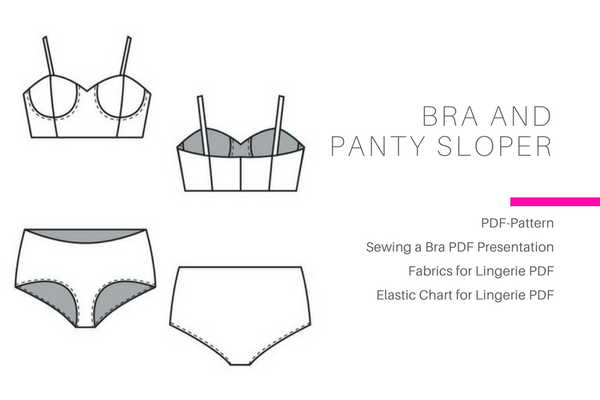 Bra and Panty Sloper