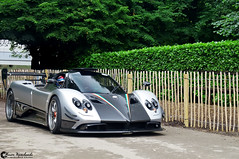 """pagani zonda 760rs oliver evolution 