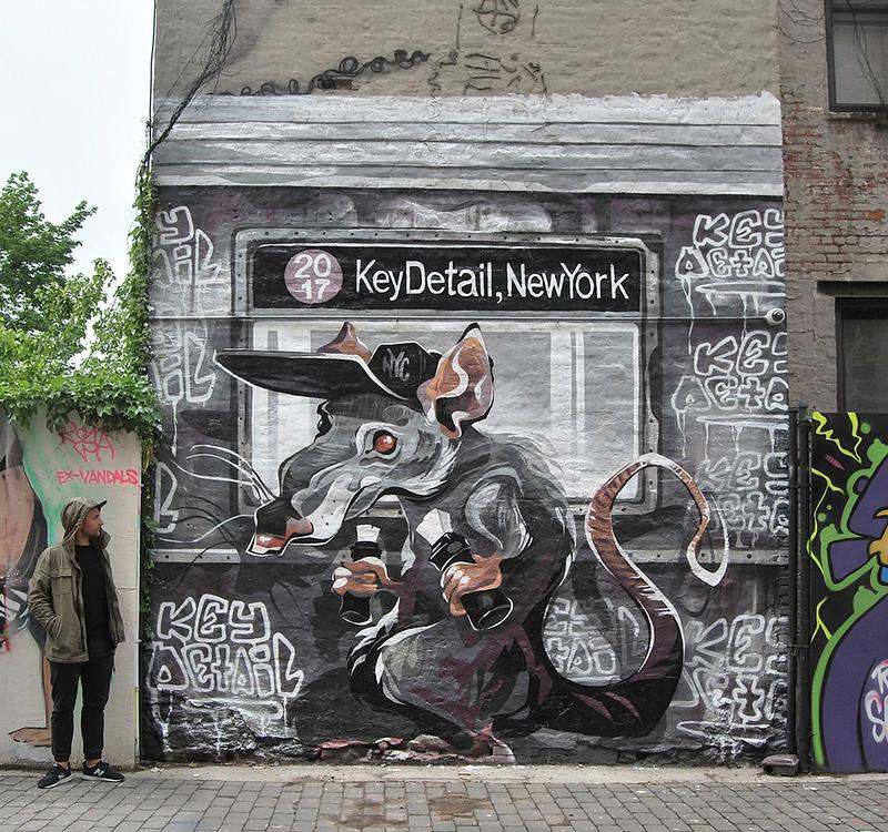7 NYC Vandal