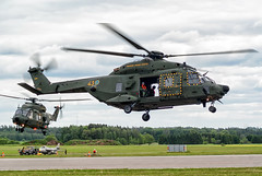 141043 HKP 14A (NHIndustries NH90 TTH) Swedish Armed Forces Helicopter Wing