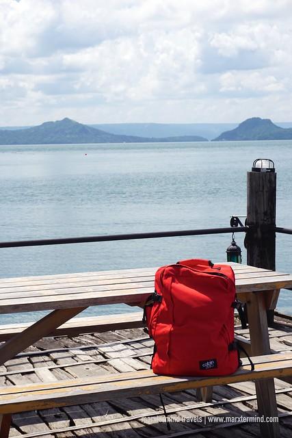 CabinZero Travel Backpack