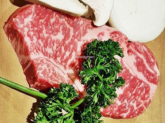 Premium Korean Aged Beef Sirloin