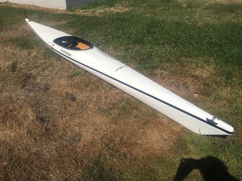 #5019 Current Designs Racing Kayak