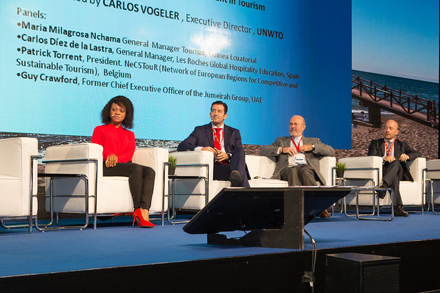 UNWTO Global Conference of Talent Development for Tourism. Marbella, Spain 2017 - DAY 2